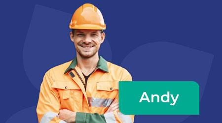 Andy's Financial Arrangement Success Story